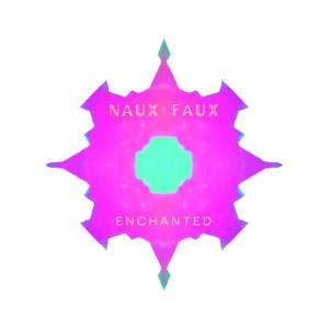 Naux Faux Die-Cut Sticker