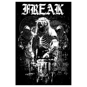 Freak Sticker