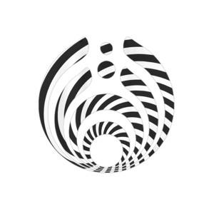 Lockdown Logo Sticker #2