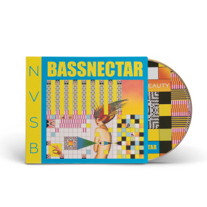 Bassnectar - Noise vs. Beauty CD