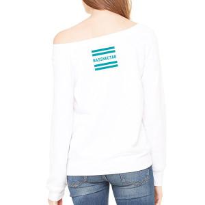 Bassnectar - Anything You Feel - Slouchy Sweatshirt