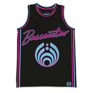 Bass Head 808 Basketball Jersey