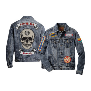 Wildstyle Denim Jacket