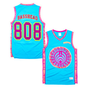 DejaVoom Mexico 2020 Event Basketball Jersey