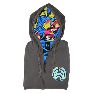 Bassnectar - Noise Collection - Custom Hoodie