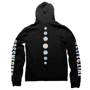 Reflective Pullover Hoodie