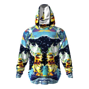 Diverse Systems of Throb Hoodie