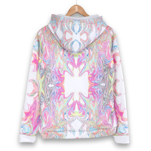 Reflective Part 2 Sublimated Hoodie
