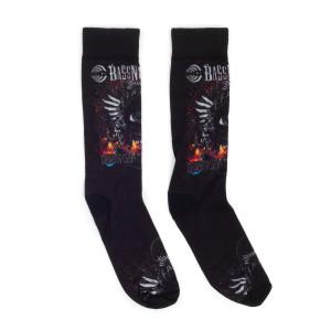 Divergent Spectrum Socks - Black