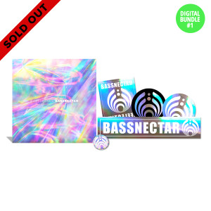 *SOLD OUT* Reflective Digital Bundle w/ Pin