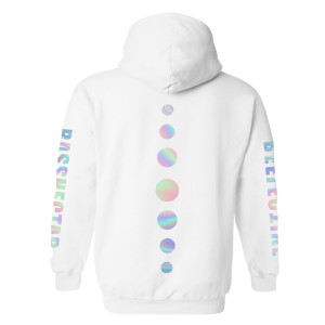 Reflective (Part 1 & 2) LP + White Hoodie Bundle