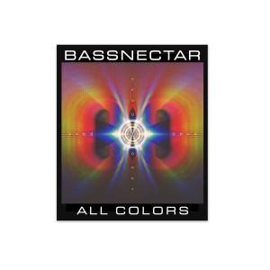 All Colors Album + Dye Sub Hoodie + Sticker Bundle