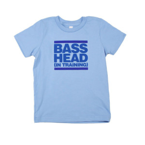 Bassnectar - Bass Head In Training - Blue Toddler Tee