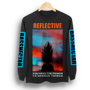 Reflective Part 3 LS T-Shirt