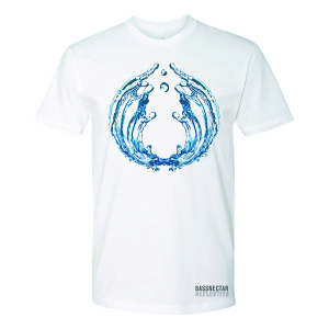 Reflective Part 3 White T-Shirt