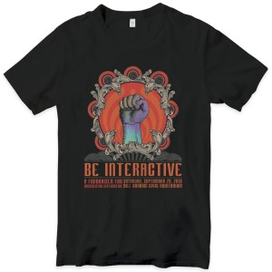Be Interactive Event Tee