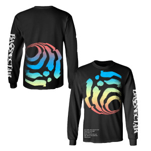 Dark Tunnel Long Sleeve Tee