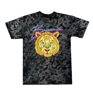 Tiger Tie Dye Tee