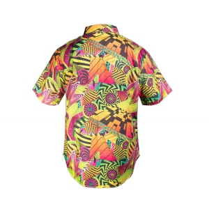 Deja Voom Teleport Camp Shirt