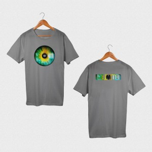Bassnectar - Unlimited Eye - Charcoal Tee