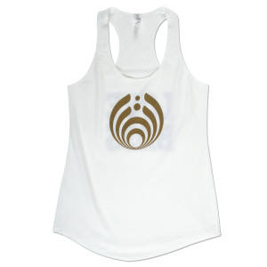 Bassnectar Love Bass Tank - White