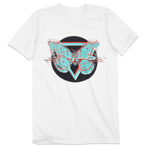 Bassnectar Into the Sun T-Shirt - White