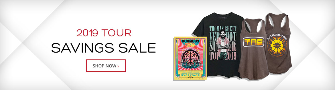 Shop The 2019 Tour Savings Collection