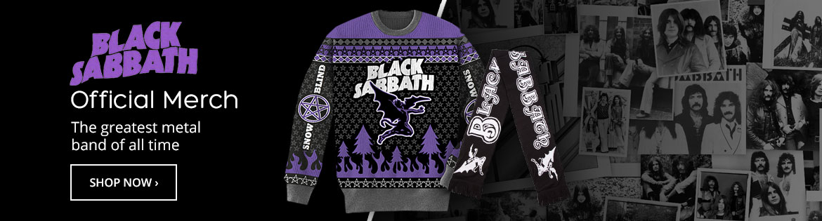Shop Black Sabbath