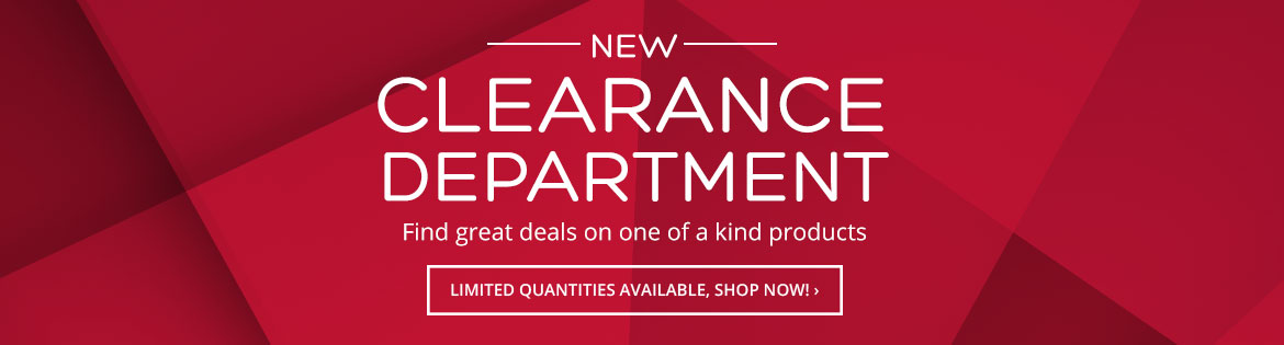 Clearance Department!