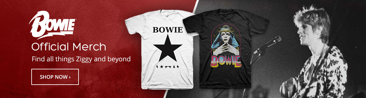 Shop David Bowie