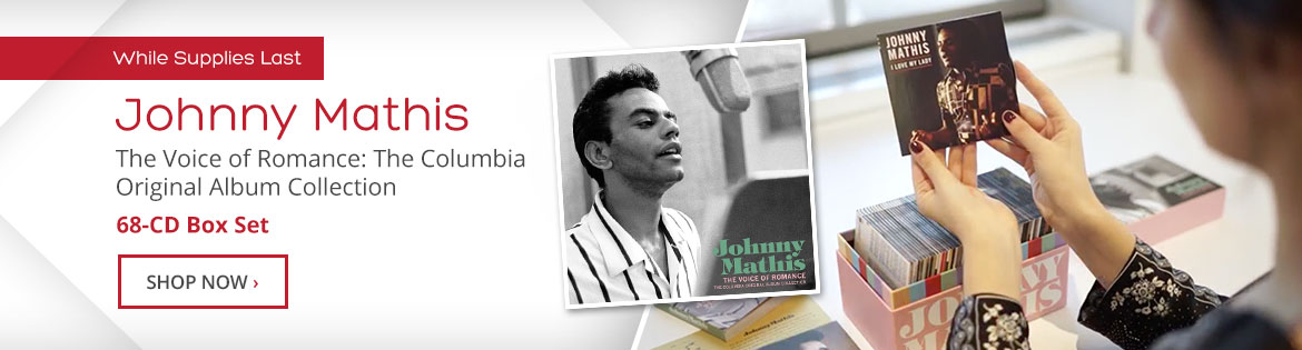 New Johnny Mathis Box Set