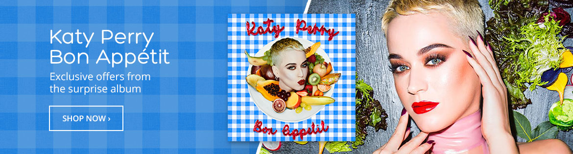 Shop Katy Perry