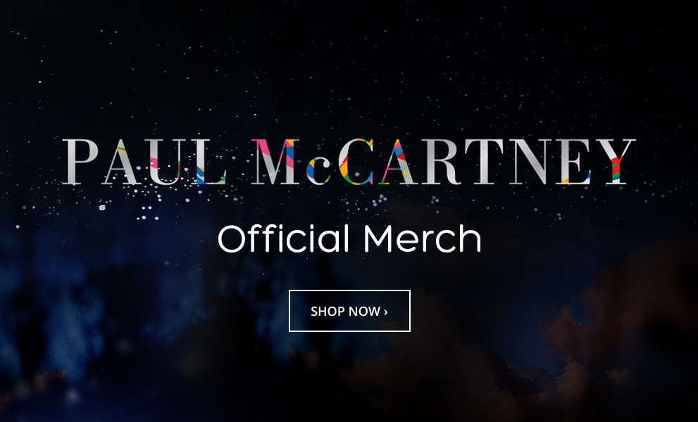 Shop Paul McCartney