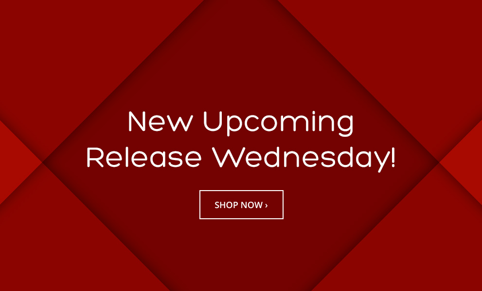 New Upcoming Release Wednesday!