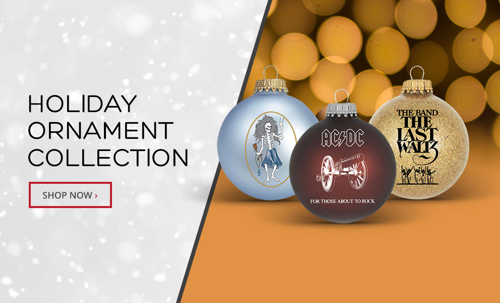 Shop The Holiday Ornament Collection