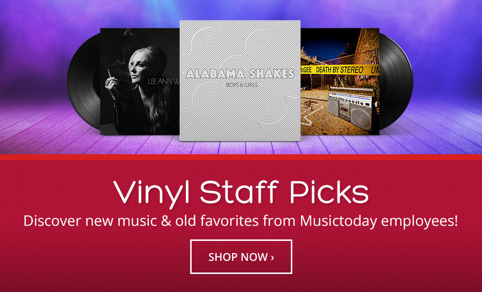 Staff Picks Vinyl