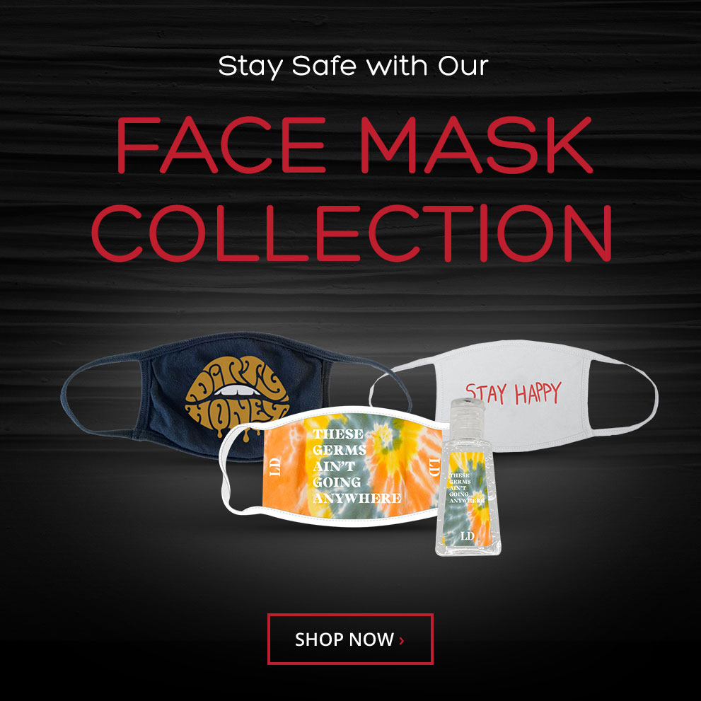 Shop Our Face Mask Collection