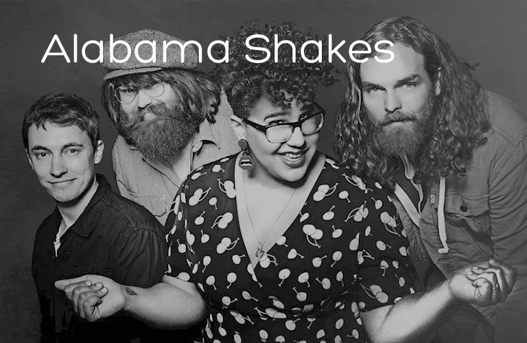 Shop Alabama Shakes