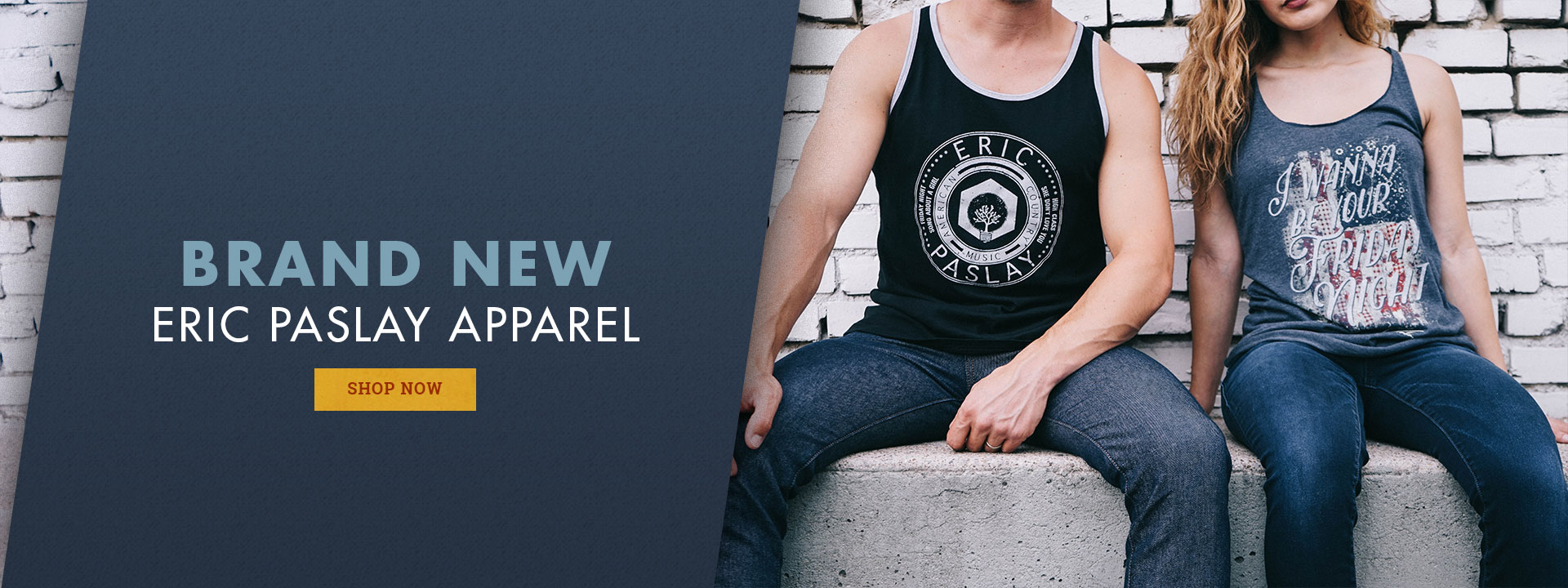 Shop New Apparel