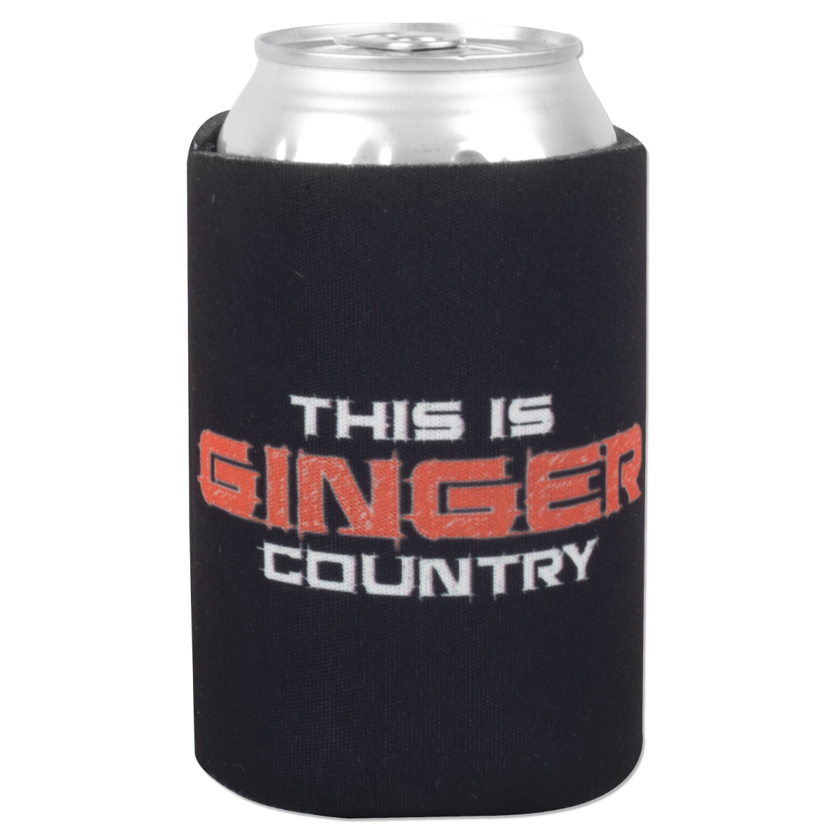 Ginger Country Koozie