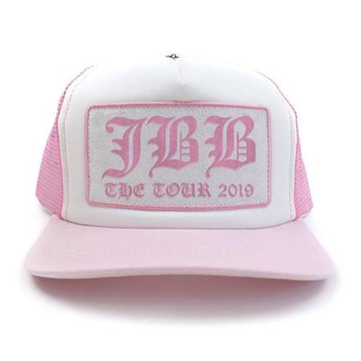 JBB Pink Trucker Hat