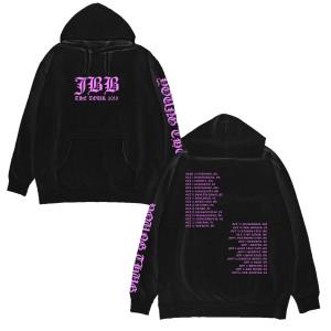 JBB Dateback Black Hoodie