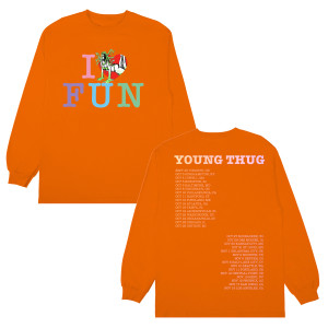 YT I Heart Fun Long Sleeve T-shirt