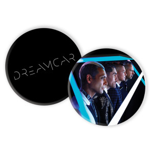 DREAMCAR Button Pack