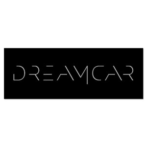 DREAMCAR Logo Sticker
