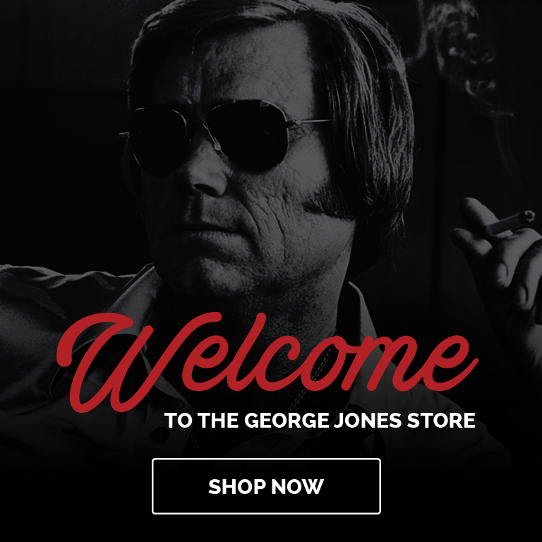 Welcome to the George Jones Museum Store