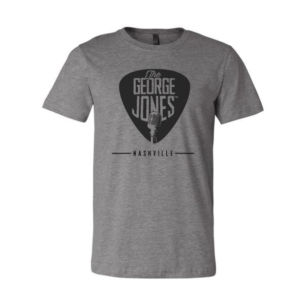 dfde24d1460d43 George Jones Guitar Pick Camo Trucker Hat   Shop the George Jones ...