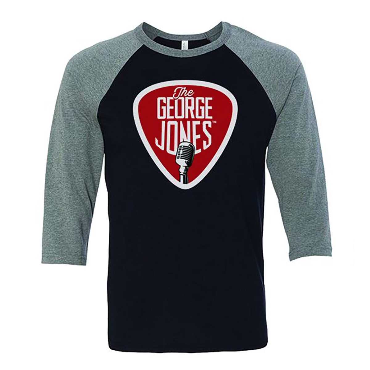 George Jones Baseball Shirt