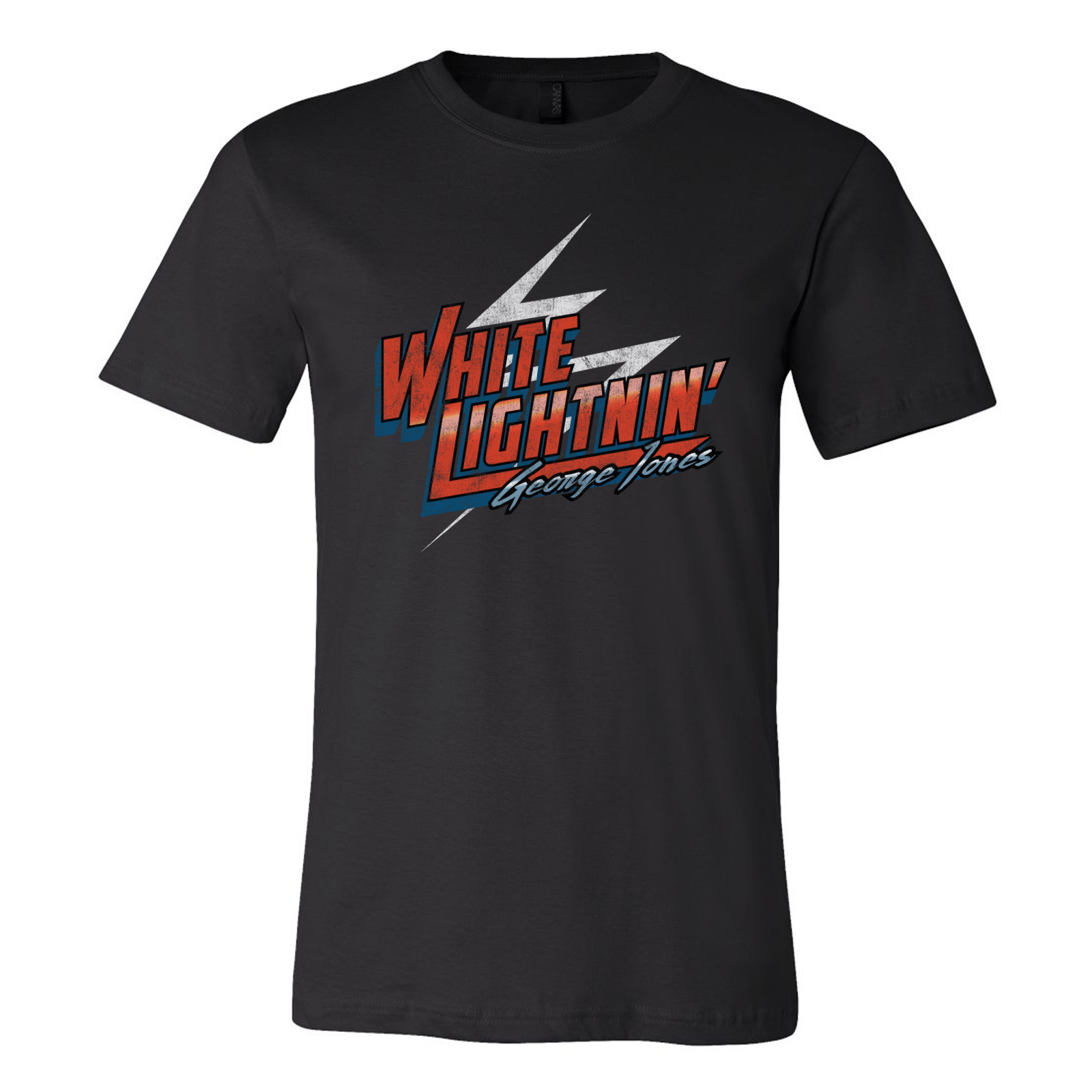 White Lightnin' T-Shirt