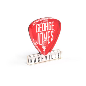 George Jones Magnets